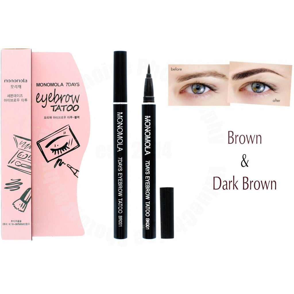 7 Days Eyebrow Tattoo Pen Pencil Liner Pompcamo