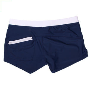 Zip Pockets - Swim Shorts