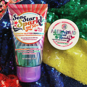 Party Cake Glitter - Sunscreen