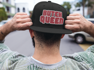 Butch Queen - Flat Bill Hat