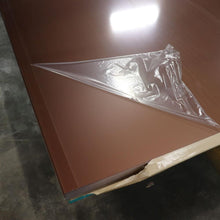"Load image into Gallery viewer, Anodized Aluminum 48""x120"" sheets - Copper Penny"