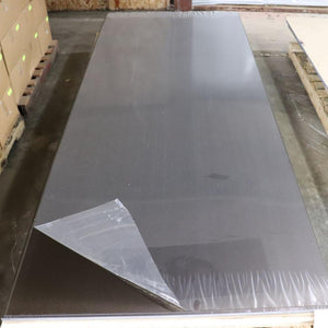 "Anodized Aluminum 48""x120"" sheets - Medium Bronze"