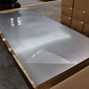 "Anodized Aluminum 48""x120"" sheets - Pewter"