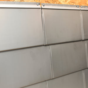 304 Stainless Steel Flat Tile - Pewter Mill