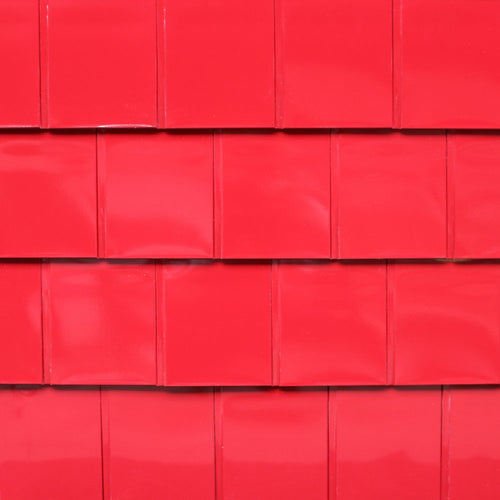 ZALMAG Diamond Tile - Powder Coated Red