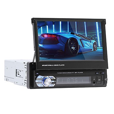 Factory OEM 9601G 7 inch 2 DIN Other OS In-Dash Car DVD Player / Car Multimedia Player / Car MP5 Player GPS / Touch Screen / Built-in Bluetoot