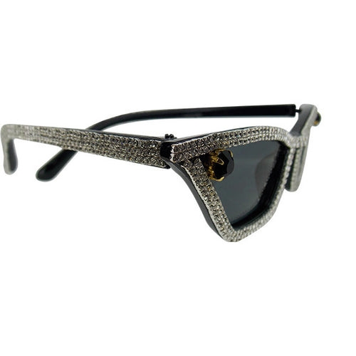 The Martinis Sunglasses Black