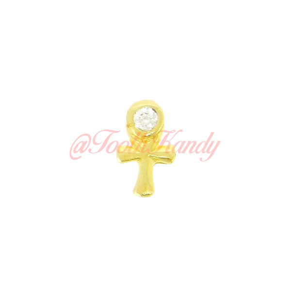 Ankh with Diamond