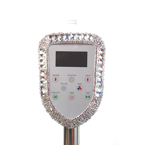 Tooth Kandy Swarovski crystal embellished tooth whitening light