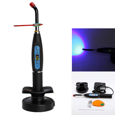LED Rainbow Curing Light
