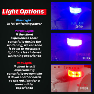 Tooth Whitening Class No Bling light  Kit-                     SIGN UP FOR THIS CLASS AT WWW.TOOTHKANDY.COM