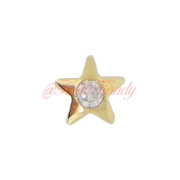 Star with Diamond