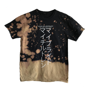 WINGS BLEACHED SHIRT