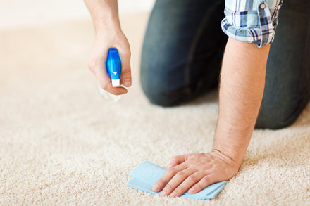 How to Clean Carpet - Best Way to Get Stains Out of Carpet