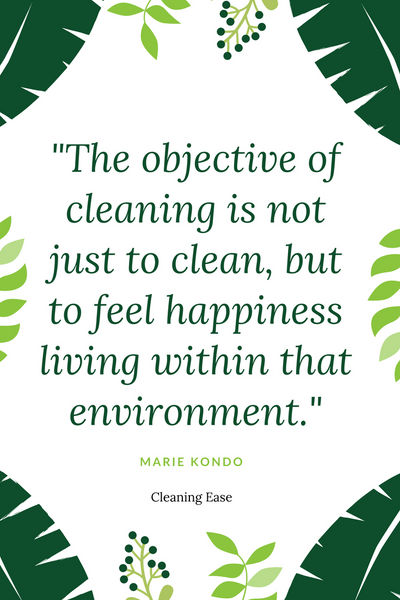 House cleaning quote poster 14