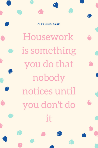 House cleaning quote poster 25
