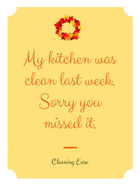 House cleaning quote poster 30