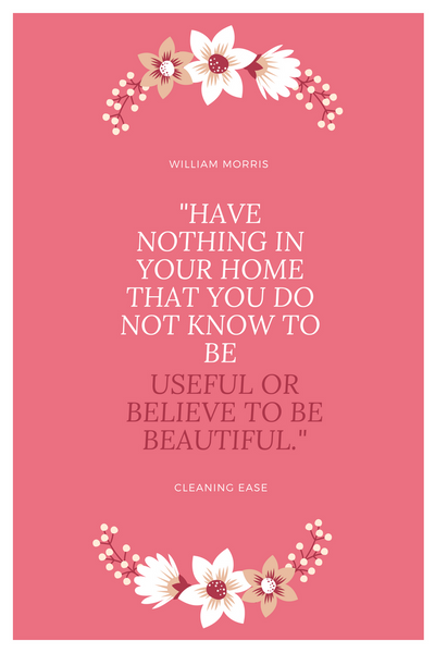 House cleaning quote poster 3