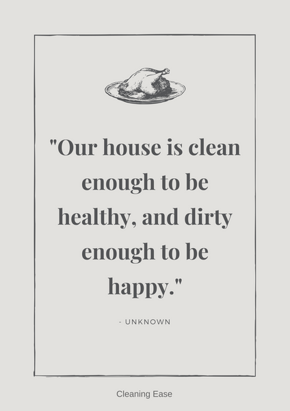 House cleaning quote poster 4