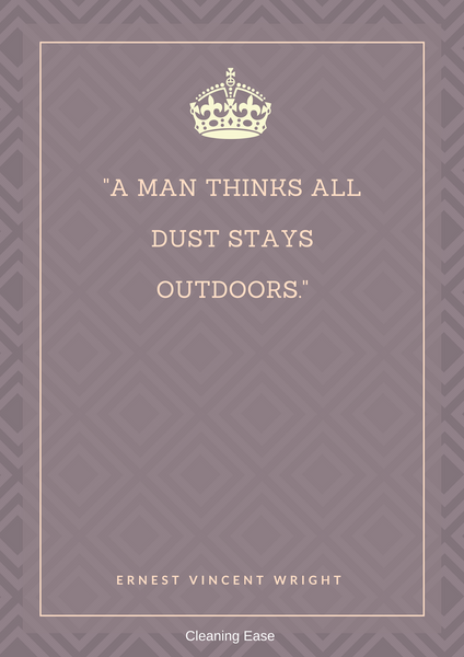 House cleaning quote poster 5