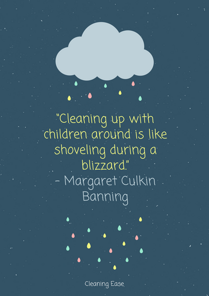House cleaning quote poster 7