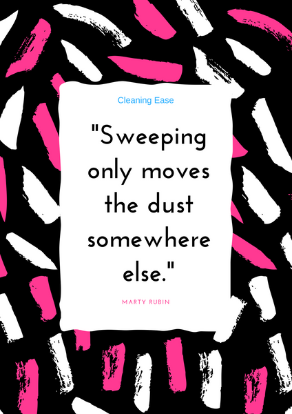 House cleaning quote poster 8