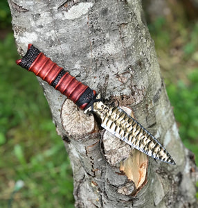 MADE TO ORDER Ferrolithic Dagger