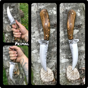 Custom Corsair knife! Great for EDC and hunting/butchery