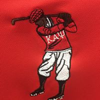 GolfMan Polo -  Kappa Alpha Psi -Greek_Paraphernalia - M3 Greek