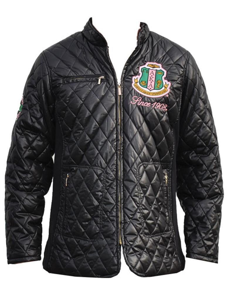 Padded Jacket - Alpha Kappa Alpha™