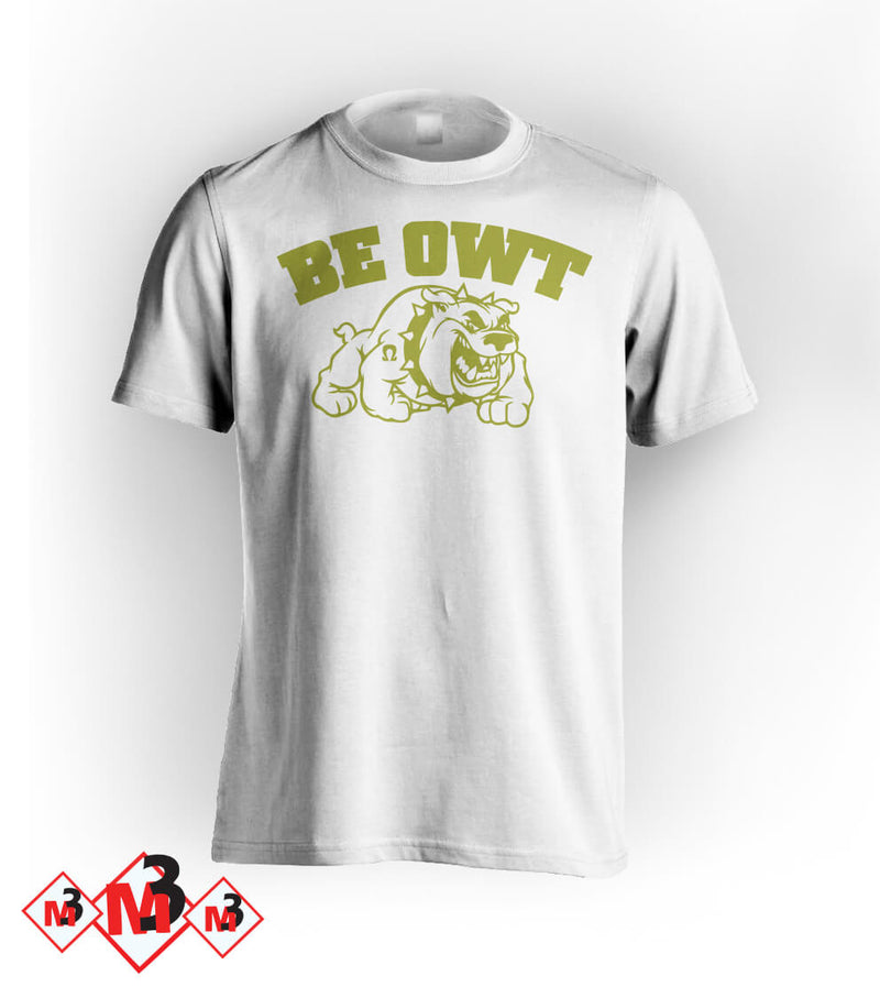 Be Owt Tee - M3 Greek