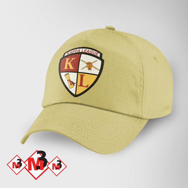 Kappa League Unstructured Cap -Greek_Paraphernalia - M3 Greek