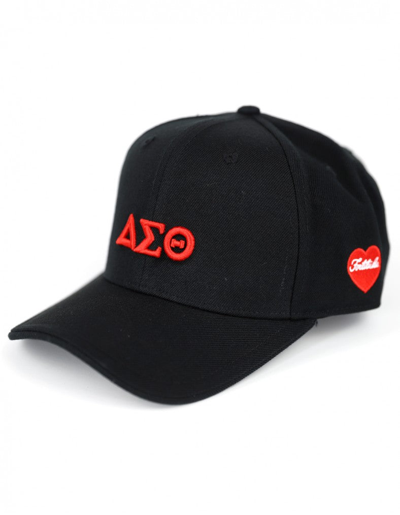 DST CAP Greek Letter