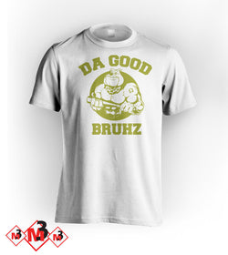 Da Good Bruhz Tee - Omega Psi Phi - M3 Greek