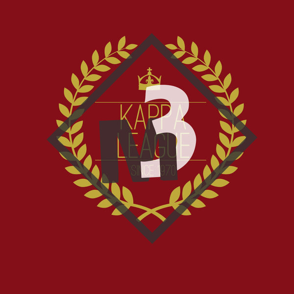 Kappa League Distinguished Tee -Greek_Paraphernalia - M3 Greek