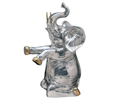 Elephant Wine bottle holder/Ice bucket -Greek_Paraphernalia - M3 Greek