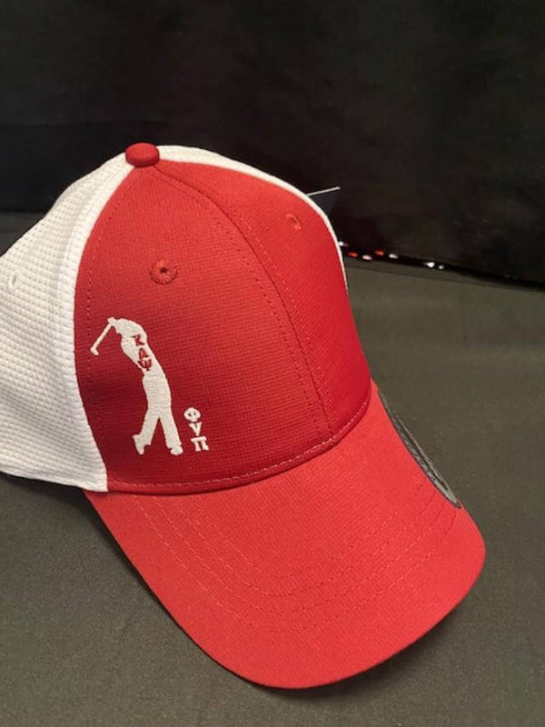 Kappa Golf Man Fitted Cap Dri-Fit