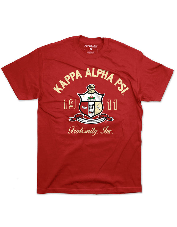 Kappa Graphic Tee- Kappa Alpha Psi -Greek_Paraphernalia - M3 Greek