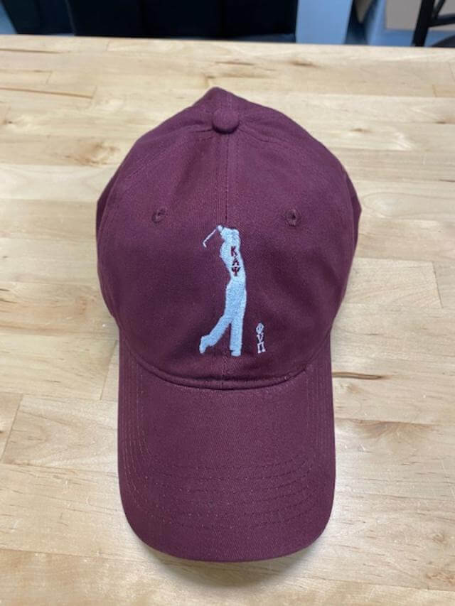 Kappa Golf Man  Cap Twill