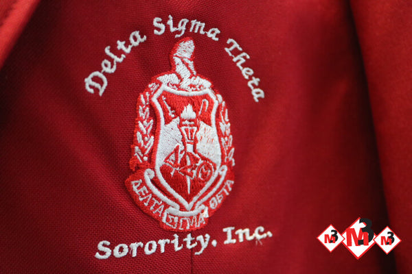 Sorority Blazer - Delta Sigma Theta™ -Greek_Paraphernalia - M3 Greek