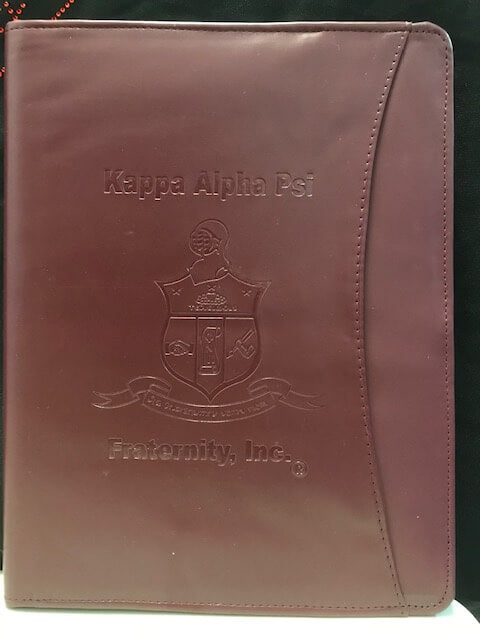 Corporate Portfolio - Kappa Alpha Psi®️ -Greek_Paraphernalia - M3 Greek