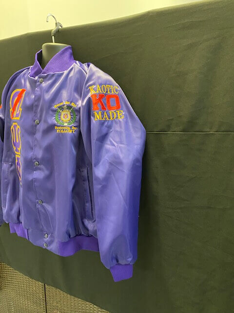 Totally Custom Twill or Embroidered Crossing Jackets -Greek_Paraphernalia - M3 Greek