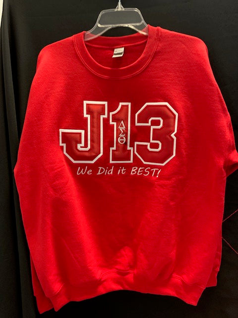 J13 Founders Day Twill Hoodie, Sweatshirt  - Delta Sigma Theta®️ -Greek_Paraphernalia - M3 Greek