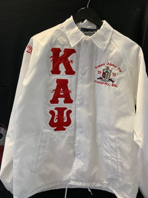 Crossing Jacket - Kappa Alpha Psi -Greek_Paraphernalia - M3 Greek