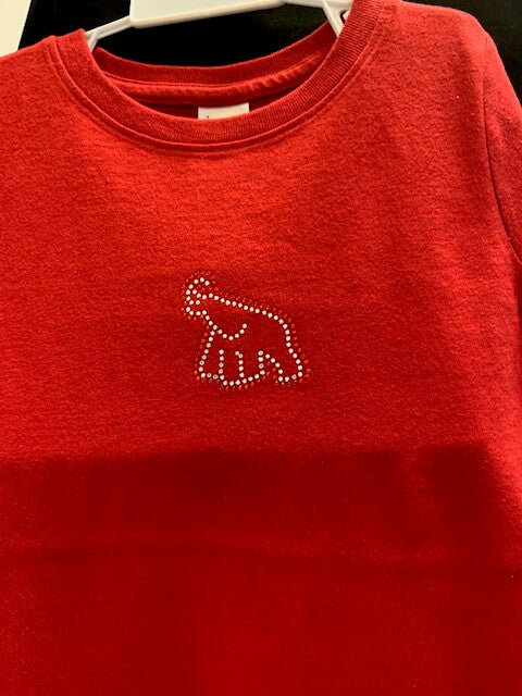 Youth Elephant Cheer Dress