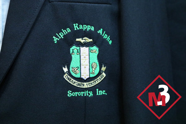 Sorority Blazer - Alpha Kappa Alpha™ - M3 Greek