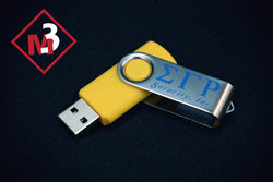 USB Flash Drive - Sigma Gamma Rho -Greek_Paraphernalia - M3 Greek