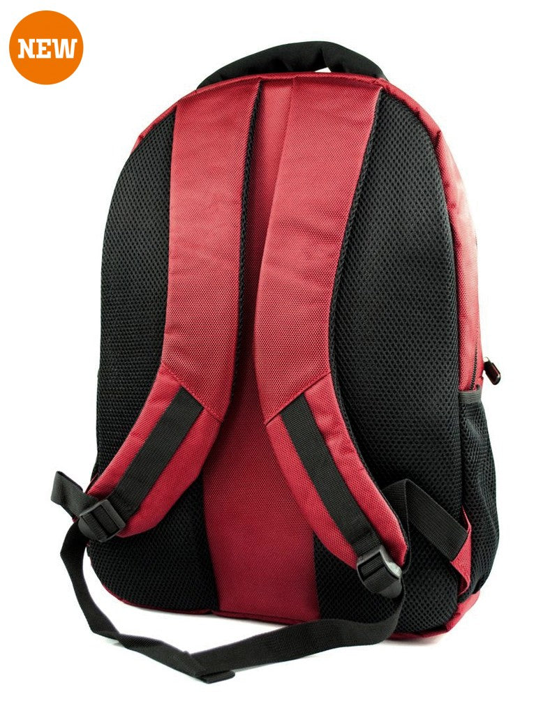 Kappa Padded Backpack -Kappa Alpha Psi -Greek_Paraphernalia - M3 Greek