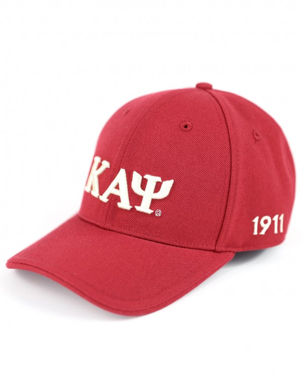 Kappa Alpha Psi-Kappa Cap Greek Letters