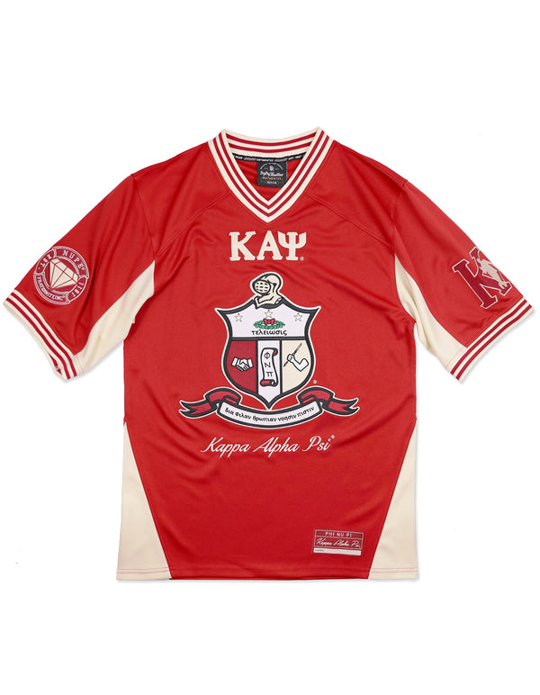 Football Jersey -Kappa Alpha Psi -Greek_Paraphernalia - M3 Greek